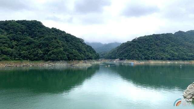 天降甘霖,中部集水區入帳逾100毫米,新竹明暫緩實施分區供水。(鉅亨網資料照)