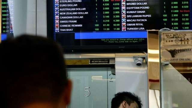 馬來西亞股市跌逾1% 將自明日起全面封城(圖:AFP)