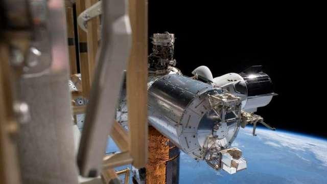 《太空發展法》立院三讀過關,台廠供應鏈後市看旺。(圖:AFP)