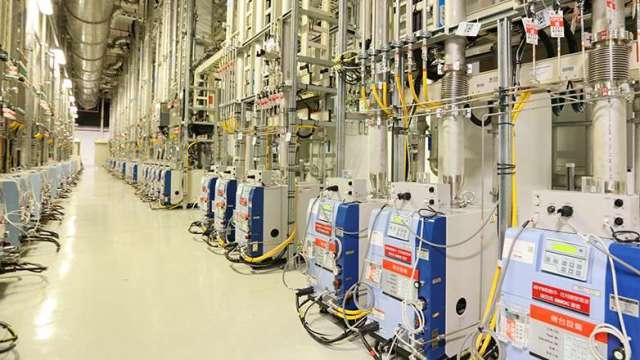台積電將「iSystem物聯網智慧節能控制系統」導入非生產區的真空幫浦。(圖:取材自台積電官網)