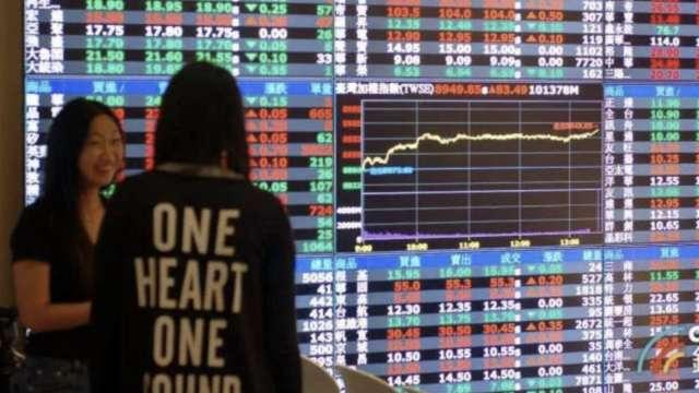 震盪5月 台股ETF股民人數上攀 00888成長第一。(鉅亨網資料照)