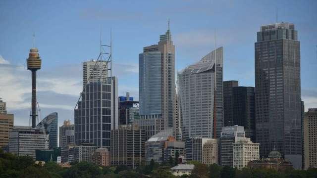 澳洲5月房價持續飆升 雪梨3個月漲勢寫1988年以來最大(圖:AFP)