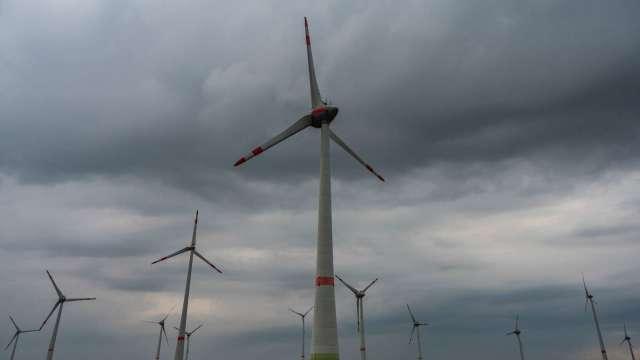 傳以破產為由釋出風場股權 達德:專案公司出現財務困難。(圖:AFP)