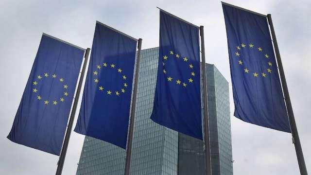 歐元區通膨率站上2% 寫兩年多最高 債券市場平靜(圖:AFP)