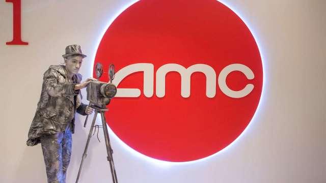 「我進來了又出去了!」股東傳增資AMC不到一天就清倉。(圖片:AFP)