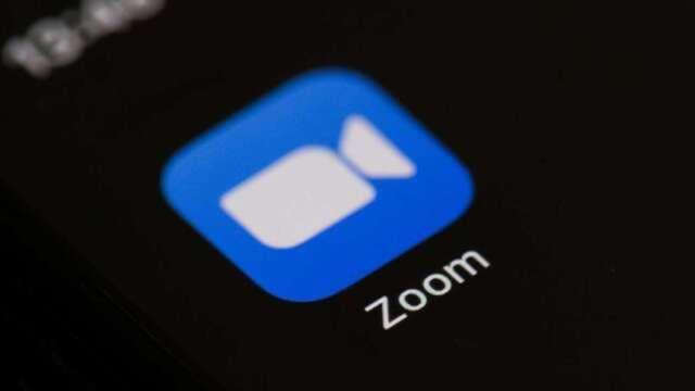Zoom Q1營收暴增近2倍 但成長出現放緩跡象(圖:AFP)