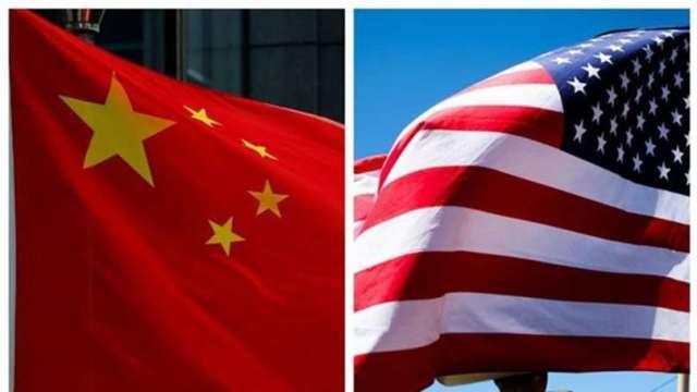 不到一周中美再對話 劉鶴與葉倫進行視訊通話(圖片:AFP)
