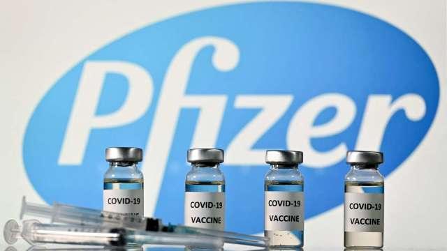 以色列研究指出 輝瑞疫苗有可能引發心肌炎症狀 (圖片:AFP)
