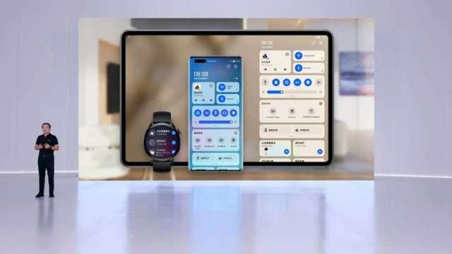 華為鴻蒙正式上線!向蘋果iOS、Google安卓下戰帖。(圖片:華為官網)