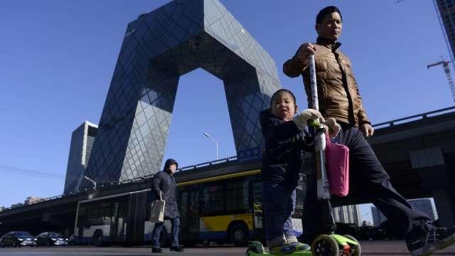 【胡一帆專欄】中國人口結構變化與機會。(圖:AFP)