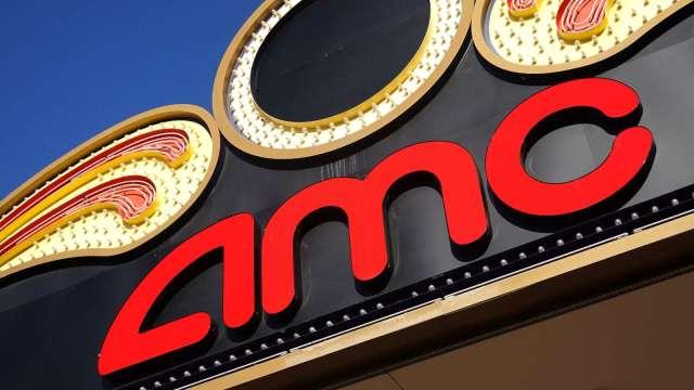 專家:AMC 大漲並非來自基本面 股價恐將大跌(圖片:AFP)