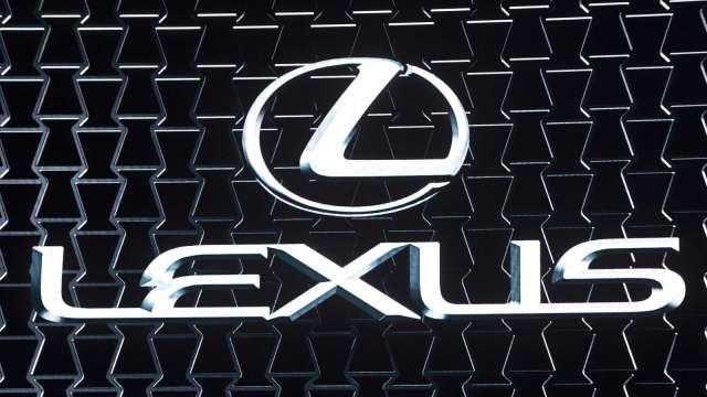 Lexus全新大改款NX照片曝光 6月12日全球發表 (圖片:AFP)