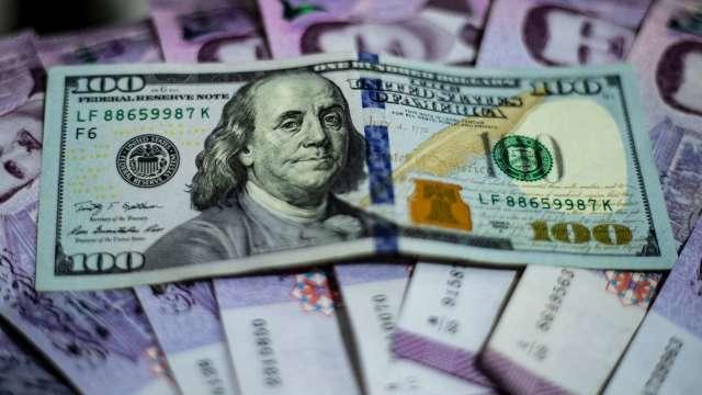 俄羅斯國家財富基金擬將美元資產歸零 影響規模估達千億美元 (圖:AFP)