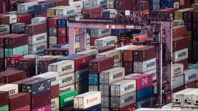 深圳鹽田港壅塞嚴重 馬士基、MSC示警情況正在惡化(圖:AFP)