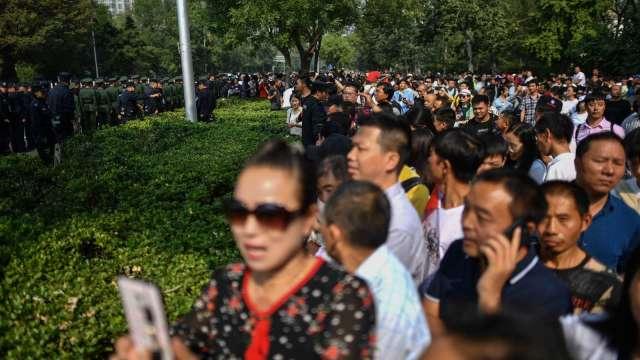 歐盟擴大安全旅行國家名單 有條件納入中國(圖片:AFP)