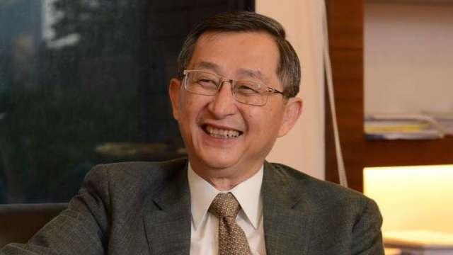 台灣研發型生技新藥發展協會理事長張鴻仁。(取自臉書)