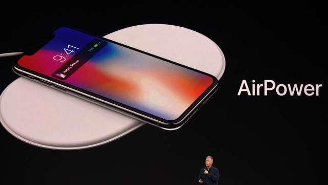 AirPower仍有望推出? 傳蘋果仍在探索無線充電版的可能(圖片:AFP)