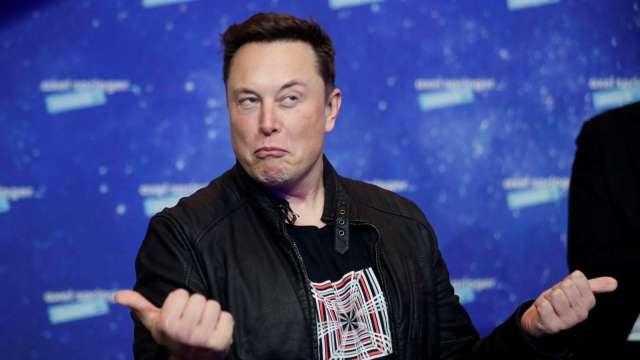 特斯拉執行長馬斯克:取消生產Model S Plaid+ (圖片:AFP)
