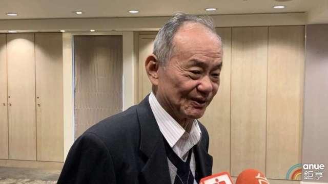京元電董事長李金恭。(鉅亨網資料照)
