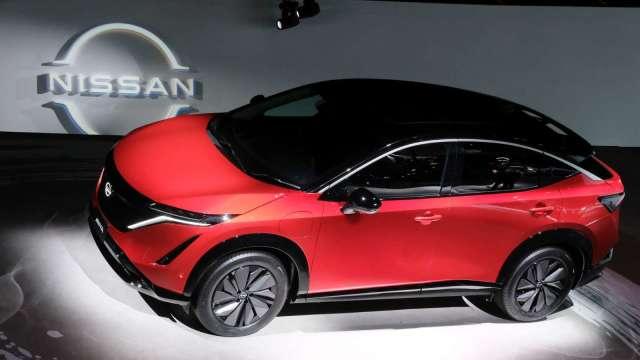 日本汽車業全年投資額是南韓3倍以上 電動車全球市占率可望迎頭趕上 (圖片:AFP)