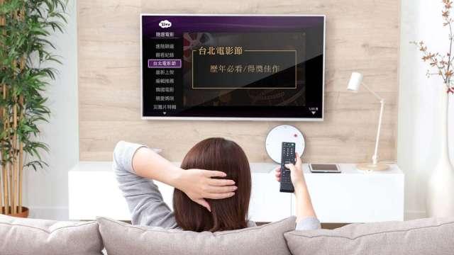 線上台北電影節不延期 Netflix看不到歷屆得獎片LiTV全都有。(圖:LiTV提供)