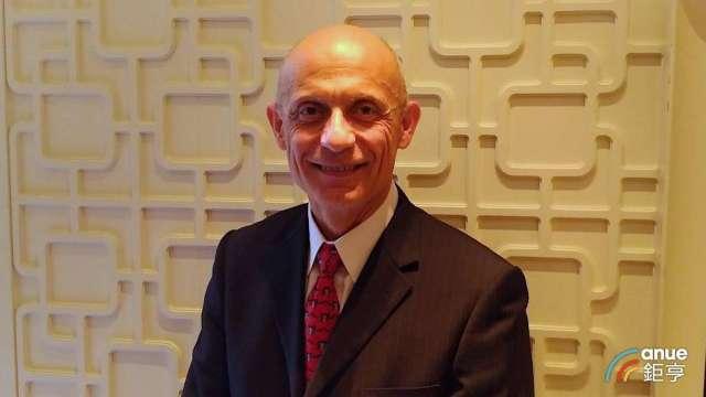 智邦總經理暨執行長馬思睿(Edgar Masri)。(鉅亨網資料照)