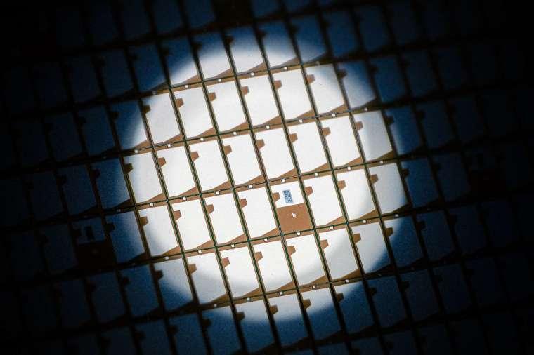 博世稱,新廠將先生產用於電動工具的晶片。 (圖片:AFP)