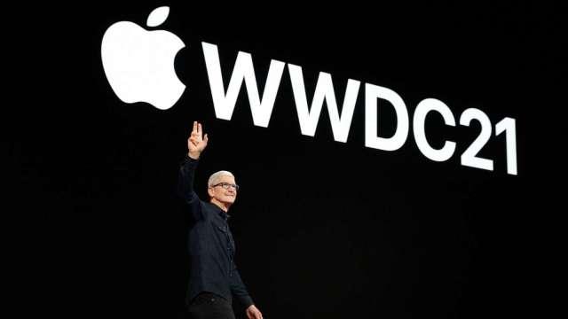 〈蘋果WWDC〉杜絕對手搶人 Android、Windows用戶也能加入FaceTime通話 (圖片:AFP)