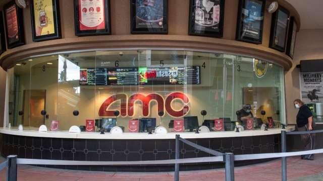 迷因股再次飛天!AMC漲近14% 賣空分析機構S3:大軋空還沒來 (圖片;AFP)
