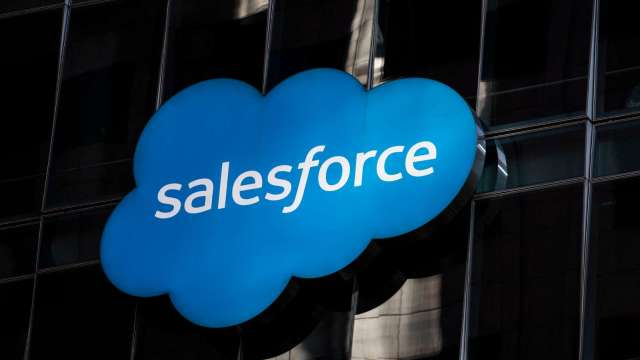 回不去了!Salesforce執行長:疫情過後 公司一半人力仍會居家辦公 (圖片:AFP)