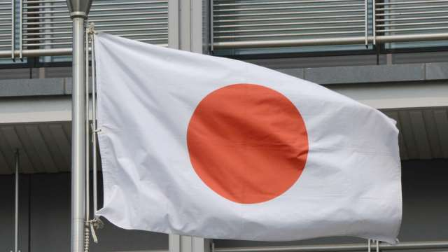 日本上修2021年第一季GDP 換算年率萎縮3.9% (圖片:AFP)