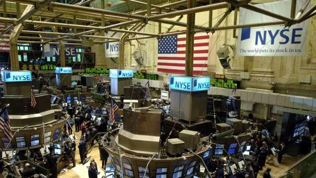 〈美股早盤〉市場觀望通膨數據 道瓊開高走低 那指費半小漲 (圖:AFP)