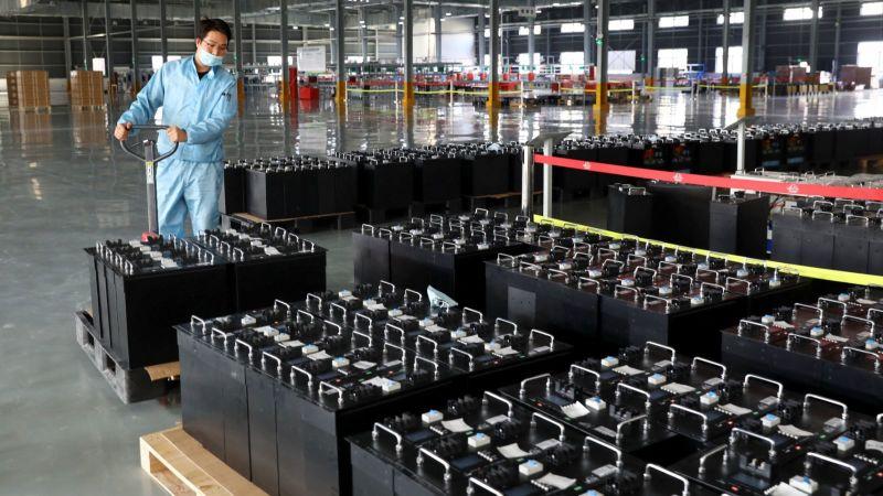 固態電池製造商Solid Power擬借殼上市 估值12億美元 (圖片:AFP)