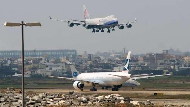 航太客戶拉貨回溫 公準三大事業樂觀 今年營收拚續創高。(圖:AFP)