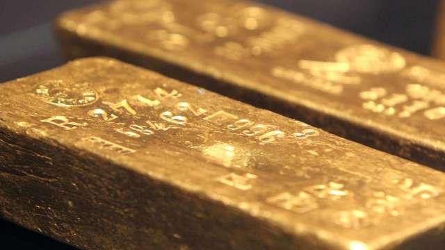 買黃金對抗通膨? 專家:無疑是在賭博 應考慮股票、TIPS(圖片:AFP)