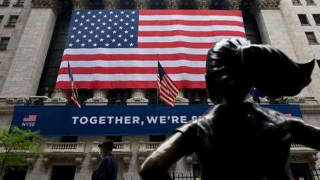 華爾街大佬喊聲:美股年內衝4500點 (圖片:AFP)