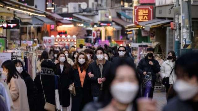 南韓宣布推進旅遊泡泡方案 預計最快7月實施(圖:AFP)