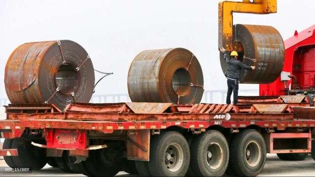 供應擔憂提振價格上揚 鐵礦砂期貨周三止跌回升(圖:AFP)