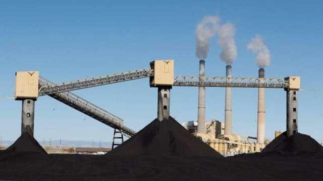 彭博:傳中國考慮對煤價實施價格管制 (圖片:AFP)