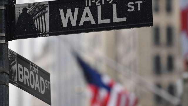 美債殖利率創1個月來新低 美股期貨漲跌互見(圖片:AFP)