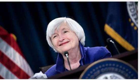 (圖四:最支持美極端寬鬆的貨幣與財政作為的葉倫,APP)