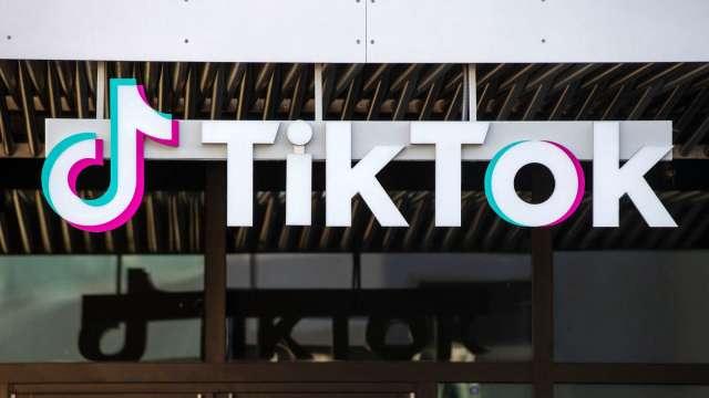 拜登撤禁令前 TikTok悄悄更改隱私權政策。(圖片:AFP)