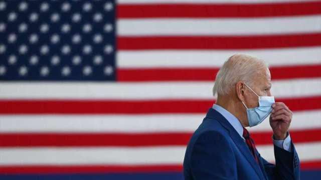 美兩黨參議員推動不加稅的基建提案 規模不到9000億美元 (圖:AFP)