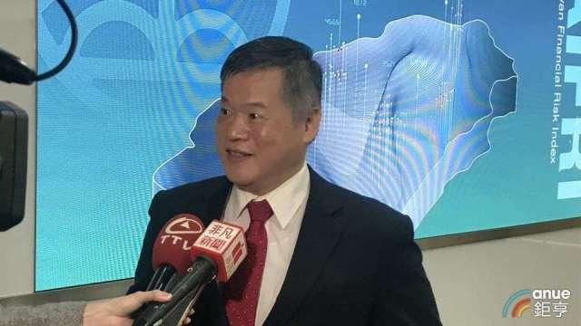 金融研訓院董事長吳中書。(鉅亨網資料照)