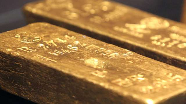 經濟復甦促使通膨走升 金價仍有上漲空間(圖片:AFP)
