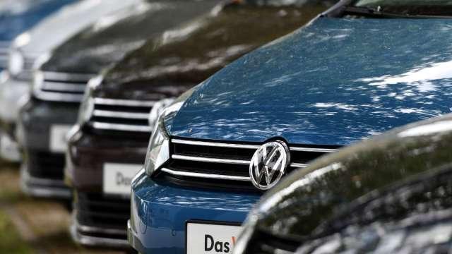 福斯汽車:全球晶片短缺問題有望在第三季出現緩解(圖片:AFP)
