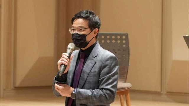 創投公會理事長邱德成。(圖:創投公會提供)