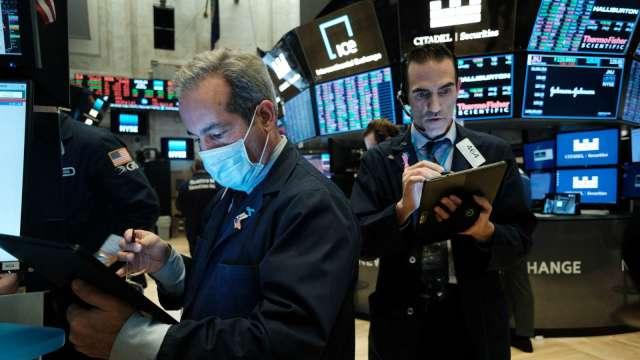 停滯10年高點 銅價進入撞牆期 預示復甦放緩 價值股恐持續降溫 (圖片:AFP)
