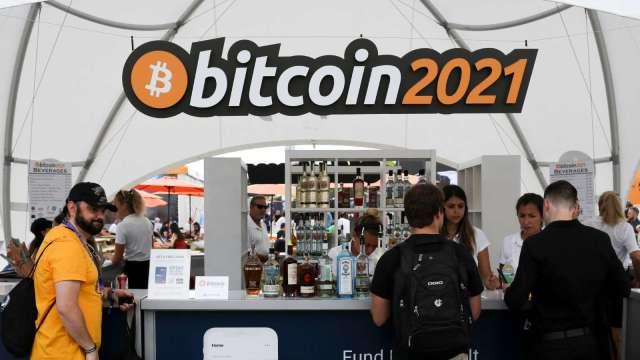 彭博:邁阿密「2021年比特幣大會」疑成疫情熱點 (圖片:AFP)