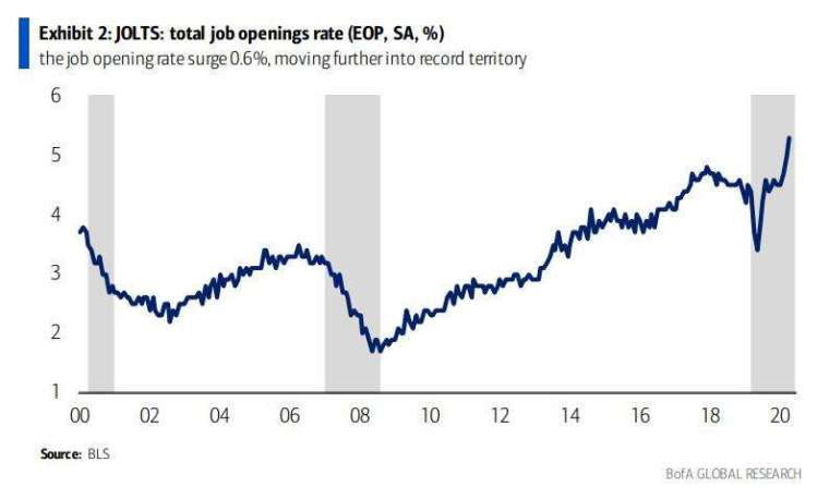 JOLTS 就業數據 (圖表取自 Zero Hedge)